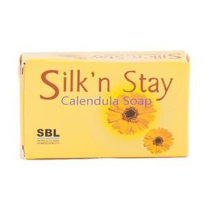 Silk n Stay calendula soap pack of 6