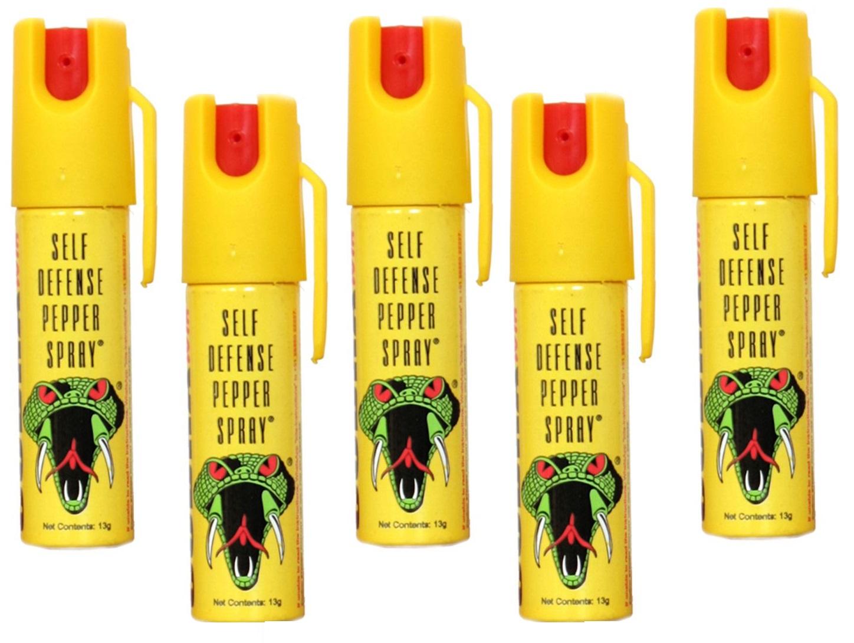 Cobra Magnum Pepper Spray 13g Pack Of 5
