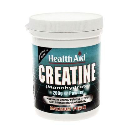 Health Aid Creatine Monotydrate Powder 200gm