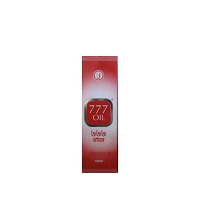 Dr.JRKs 777 Oil 100ml