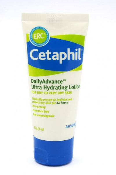 Cetaphil DAM lotion 30g for Dry to very dry Skin