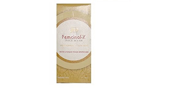 Femcinol x Face Wash 70 ml