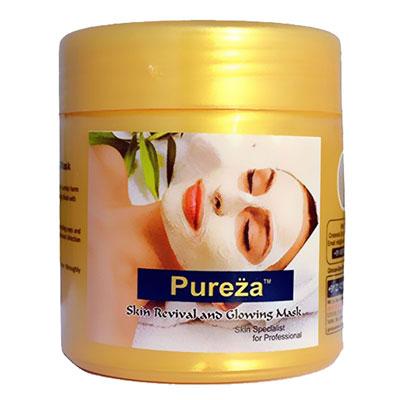 Pureza Skin revival glowing mask 100 Grams