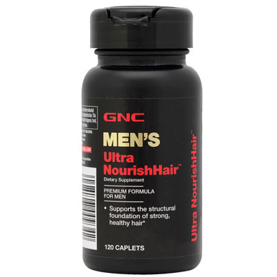 GNC Mens Ultra Nourish Hair