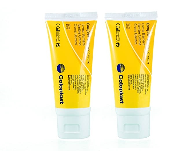 Coloplast Paste 60 ml comfeel barrier cream PACK OF 2