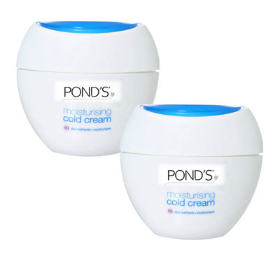 Ponds Cold Cream Moistuise 100 ml Pack Of 2