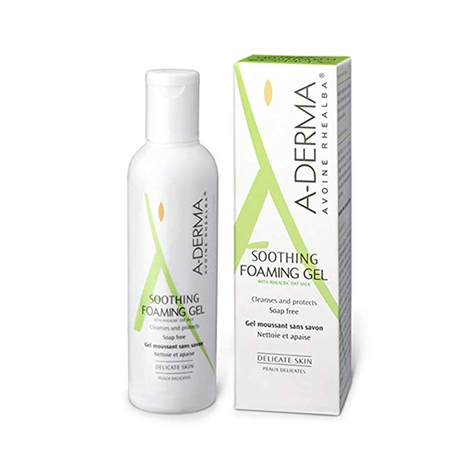 A-DERMA Soothing Foaming Gel 100ml