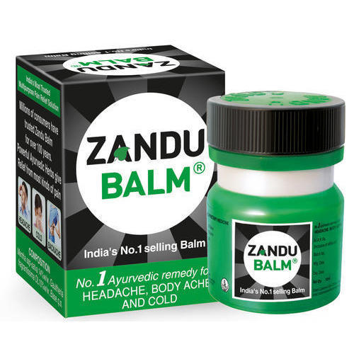 Zandu Balm 8ml Pack Of 5