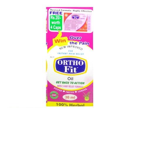 Ortho Fit Oil 70ml