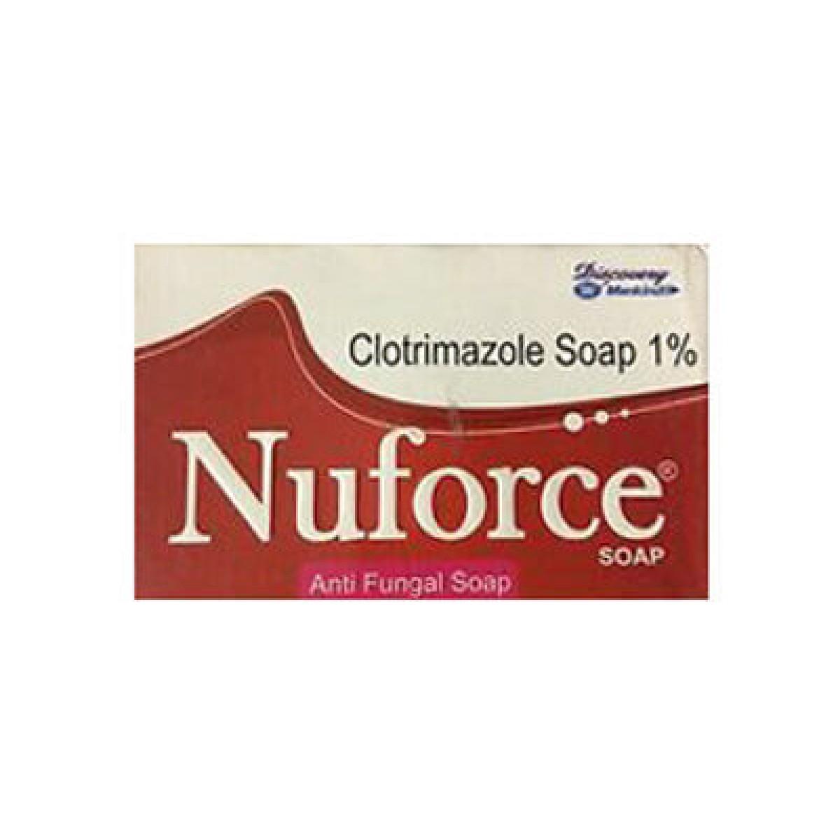 Nuforce soap 75g