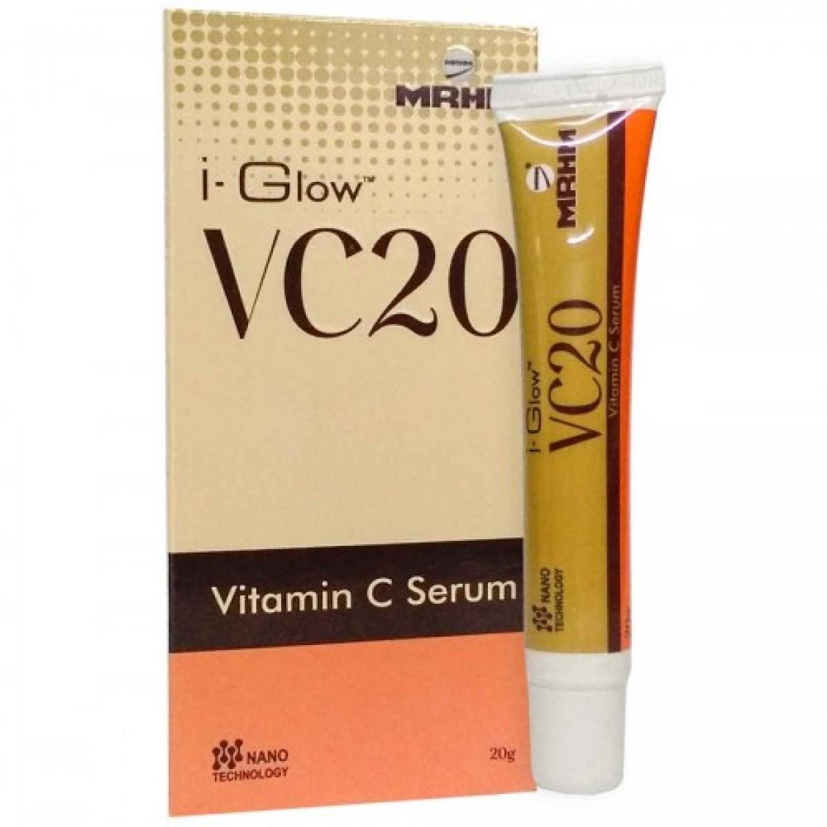 I Glow VC20  Vitamin C Serum 20g