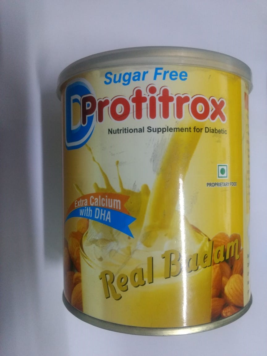 Protitrox Nutritional Supplement for Diabetic
