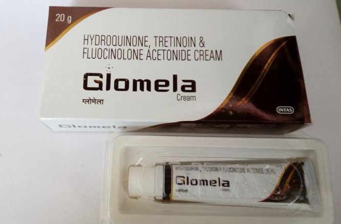 Glomela cream 20 gm Intas Pack of 2