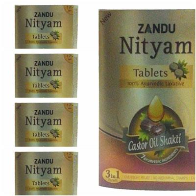 Nityam Tablets 12 Pack of 5
