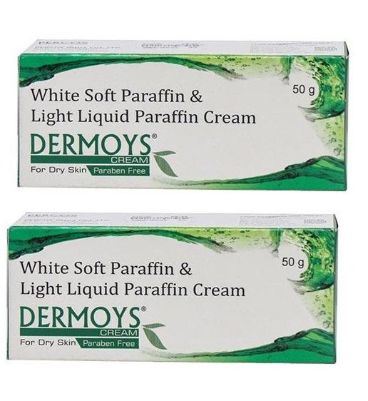 Dermoys Cream For Dry Skin 50GM Pack Of 2