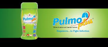 Pulmo plus Strawberry flavour 200g