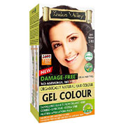 INDUS VALLEY Gel Hair Colour  Dark Brown 3   200ML