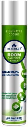 Melange Room Sanitizer Spray 300ml (Pack of 2)