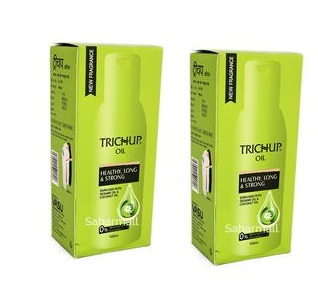 TRICHUP OIL HEALTHY LONG and STRONG 200ML  PACK OF 2