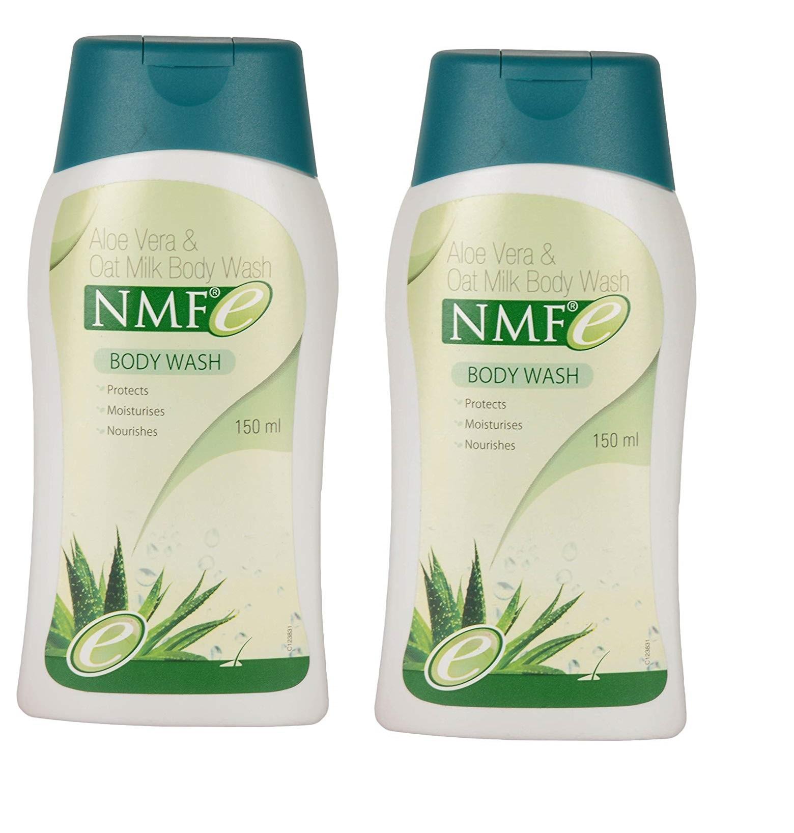 NMFe daily moisturising body wash 150 ml PACK OF 2