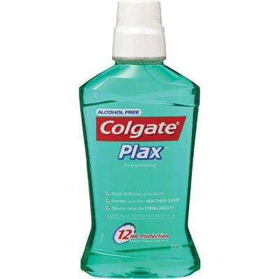 Colgate Plax Fresh Mint Mouthwash  2