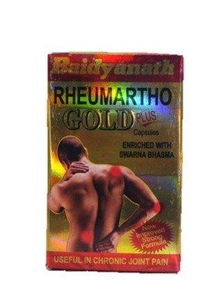 RHEUMARTHO GOLD PLUS 30 CAPS