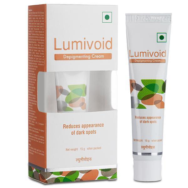 Lumivoid Depigmenting Cream 15g