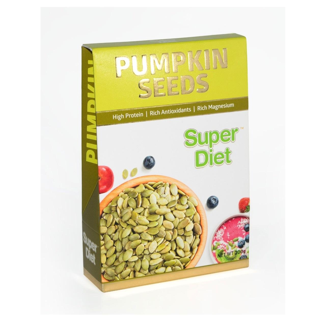 Super Diet  Pumpkin Seeds 200 Grms