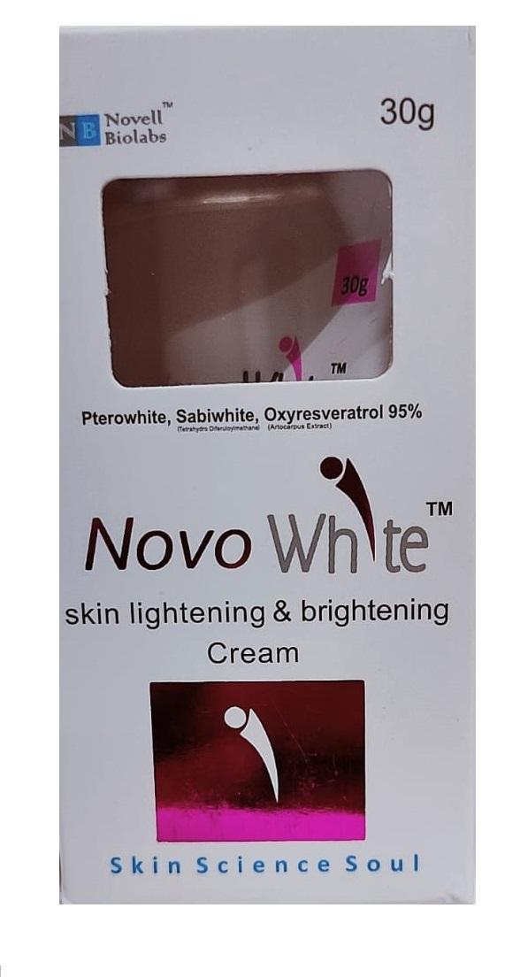 Novell Biolabs Novo White Cream  30 GMS