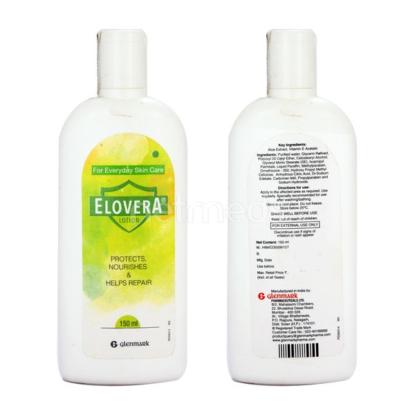 ELOVERA LOTION  150 ML
