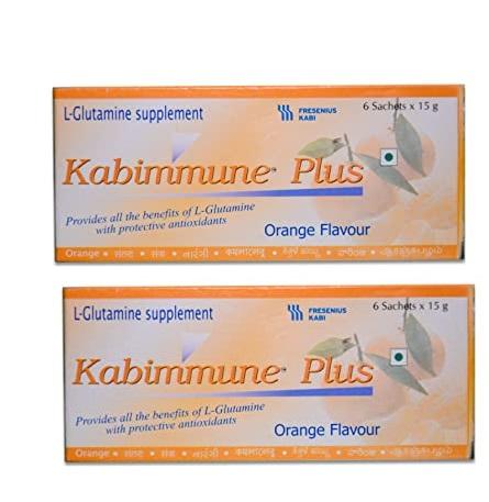 Kabimmune Plus Sachet 15gm  Pack Of 2