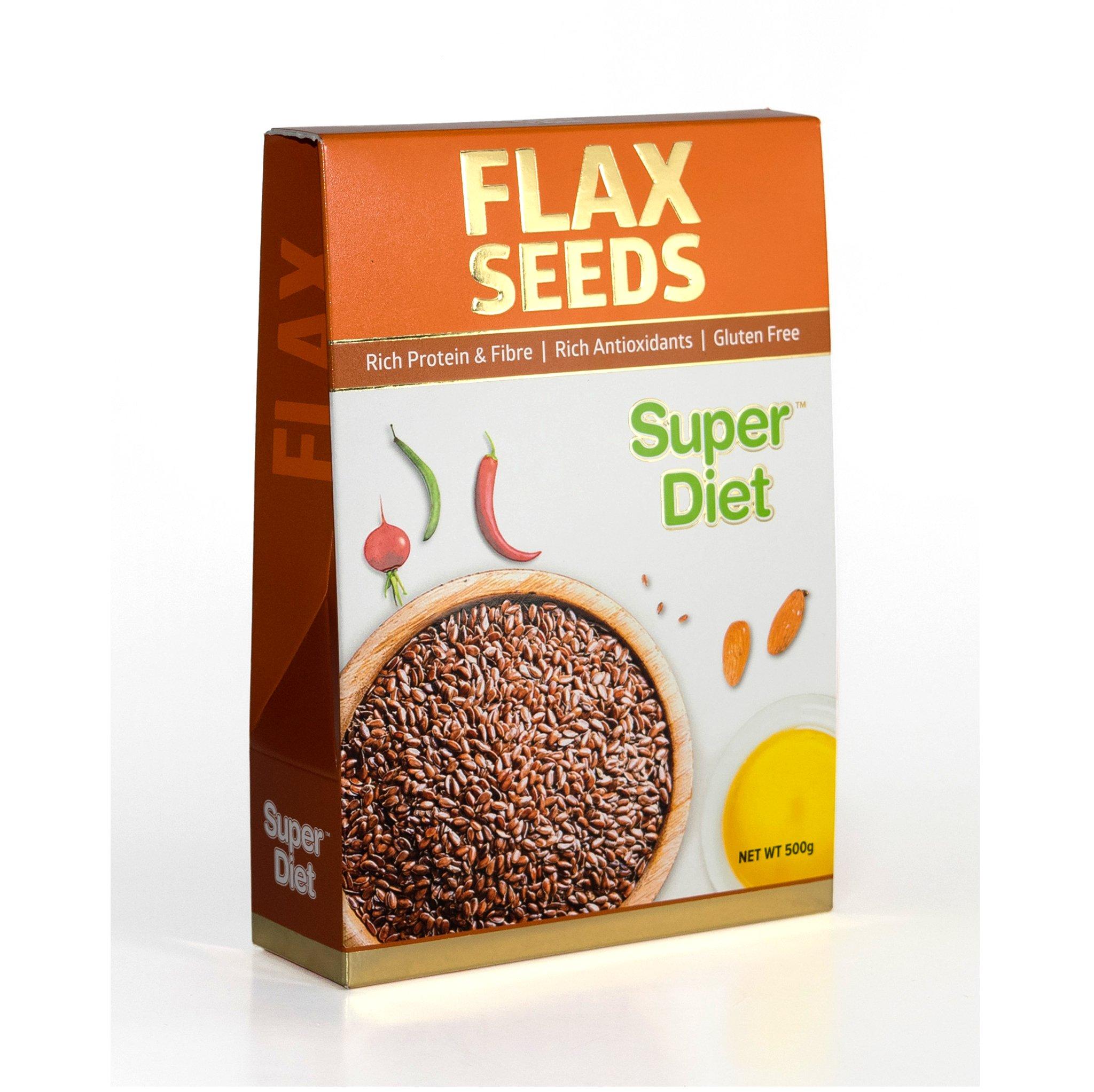 Super Diet Flax Seeds  500GM
