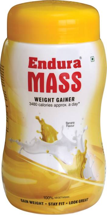 Endura Mass Weight GainersMass Gainers BANANA