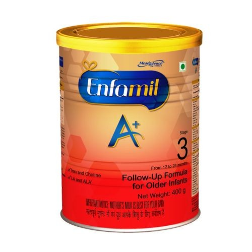 Enfamil A plus Stage 3 Followup Formula 400g