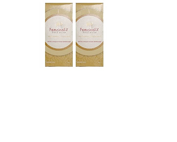 Femcinol X Face wash 70ml pack of 2