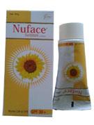 nuface sunblock lotion spf30