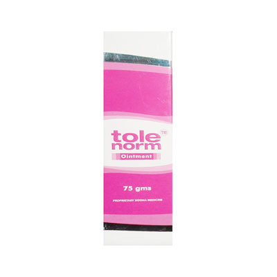 Tolenorm Ointment 75 gm