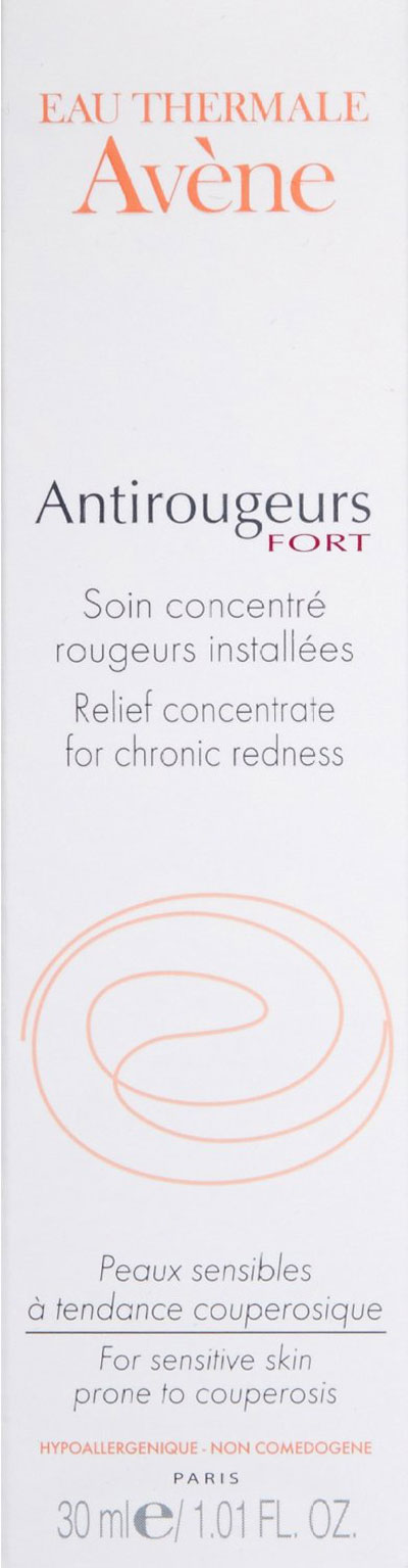 Antirougeurs Fort Relief Concentrate For Sensitive Skin 30ml101