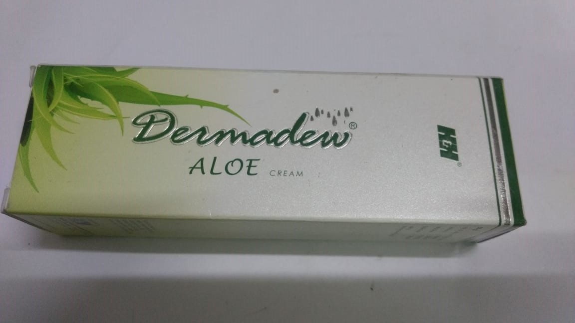 Dermadew Aloe Cream 50 gm