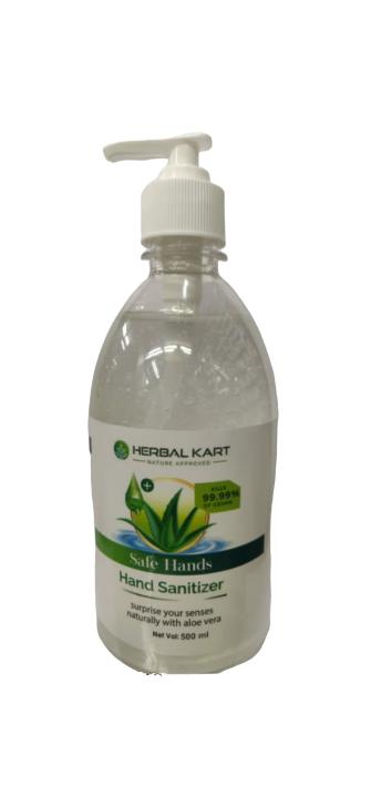 Hand Sanitizer Herbal 500ml - PROMEPRO