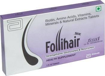 Follihair New Tablets