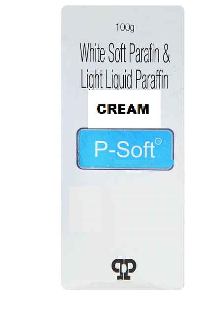 P SOFT 100GM CREAM Pack Of 2